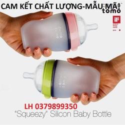 Bình pha sữa cho trẻ sơ sinh