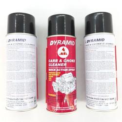 Bình xịt rửa chế hòa khí DYRAMID