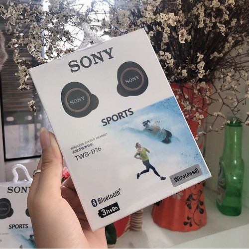 Tai Nghe Sony Bluetooth TWS-D176 - 11851567 , 20693143 , 15_20693143 , 280000 , Tai-Nghe-Sony-Bluetooth-TWS-D176-15_20693143 , sendo.vn , Tai Nghe Sony Bluetooth TWS-D176