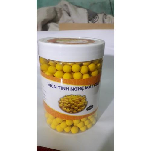 Viên nghệ mật ong 500g - 12469133 , 20720744 , 15_20720744 , 45000 , Vien-nghe-mat-ong-500g-15_20720744 , sendo.vn , Viên nghệ mật ong 500g