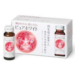 Collagen Shiseido Pure White Dạng Nước Nhật Bản