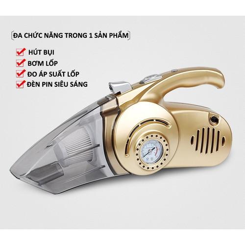 Máy hút bụi ô tô kiêm bơm lốp, đo áp suất lốp và đèn chiếu sáng đa năng - 12783338 , 20702162 , 15_20702162 , 359000 , May-hut-bui-o-to-kiem-bom-lop-do-ap-suat-lop-va-den-chieu-sang-da-nang-15_20702162 , sendo.vn , Máy hút bụi ô tô kiêm bơm lốp, đo áp suất lốp và đèn chiếu sáng đa năng