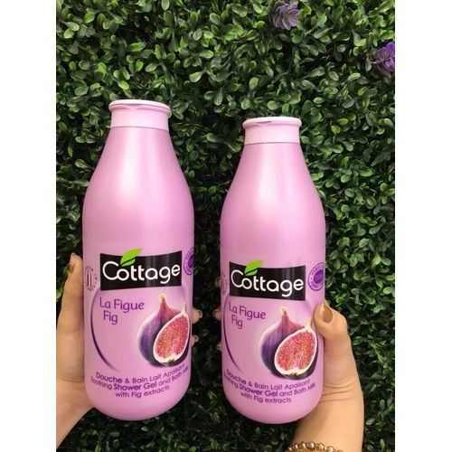 Sữa tắm cottage la figue fig pháp 750ml - 12781897 , 20700465 , 15_20700465 , 230000 , Sua-tam-cottage-la-figue-fig-phap-750ml-15_20700465 , sendo.vn , Sữa tắm cottage la figue fig pháp 750ml