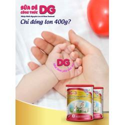 sữa dê công thức DG 123 đủ số