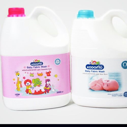 Nước giặt kodomo 3000 ml - thái lan