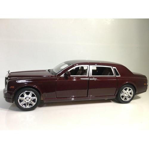 Mô hình ô tô roll royce phantom