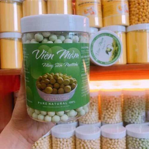 1 kg 2 hộp viên mầm hồng sâm matcha  viên mầm đậu nành nguyên xơ - 12774408 , 20689755 , 15_20689755 , 74000 , 1-kg-2-hop-vien-mam-hong-sam-matcha-vien-mam-dau-nanh-nguyen-xo-15_20689755 , sendo.vn , 1 kg 2 hộp viên mầm hồng sâm matcha  viên mầm đậu nành nguyên xơ