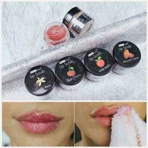 Tẩy tế bào chết môi lip scrub