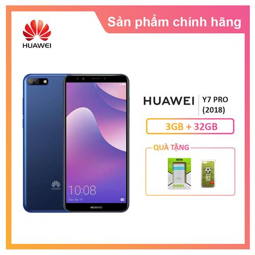 Điện thoại huawei y7 pro 2018 - hàng chính hãng