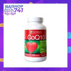 Trunature CoQ10 hỗ trợ tim mạch - Chai 220 Viên