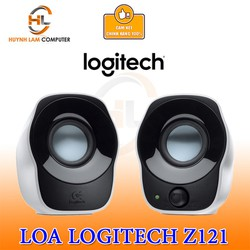 Loa vi tính Logitec Z121 âm thanh mạnh mẽ