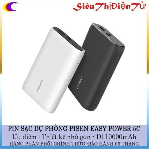 PIN SẠC DỰ PHÒNG 10000mAh EASY POWER 5C
