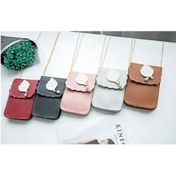 Túi lá mini siêu cute đựng điện thoại