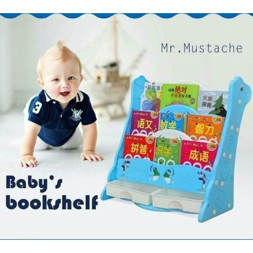 Kệ để sách cho bé
