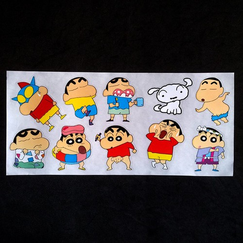 Sticker pvc dán trong suốt chủ đề shin - cậu bé bút chì - 20213799 , 20732467 , 15_20732467 , 16000 , Sticker-pvc-dan-trong-suot-chu-de-shin-cau-be-but-chi-15_20732467 , sendo.vn , Sticker pvc dán trong suốt chủ đề shin - cậu bé bút chì