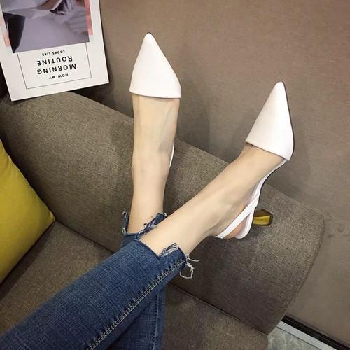 Giày cao gót kiểu mới
