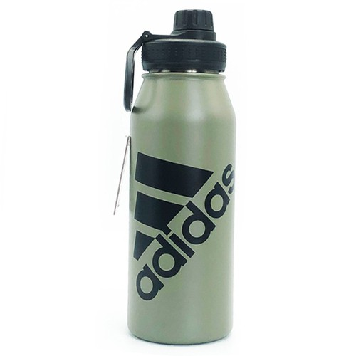 Bình giữ nhiệt adidas stainless steel dark green, 1l - 12469548 , 20736698 , 15_20736698 , 870000 , Binh-giu-nhiet-adidas-stainless-steel-dark-green-1l-15_20736698 , sendo.vn , Bình giữ nhiệt adidas stainless steel dark green, 1l