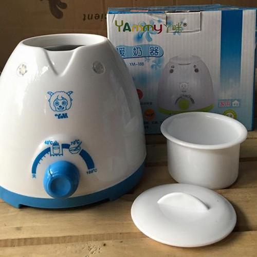 Máy hâm sữa ủ cháo  cho bé  loại to yummy ym-18b - 12798074 , 20721640 , 15_20721640 , 199000 , May-ham-sua-u-chao-cho-be-loai-to-yummy-ym-18b-15_20721640 , sendo.vn , Máy hâm sữa ủ cháo  cho bé  loại to yummy ym-18b