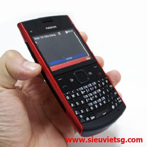 Điện thoại nokia x2-01 chính hãng - 12283867 , 20722344 , 15_20722344 , 895000 , Dien-thoai-nokia-x2-01-chinh-hang-15_20722344 , sendo.vn , Điện thoại nokia x2-01 chính hãng