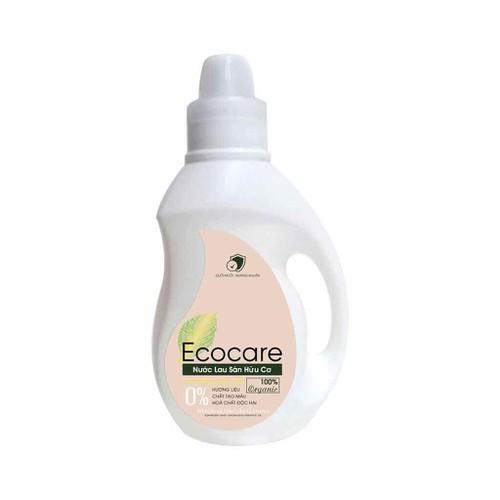 Nước lau sàn đuổi muỗi hữu cơ tinh dầu sả chanh 1l