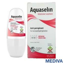 Aquaselin - Lăn Nách Ngăn Tiết Mồ Hôi Và Khử Mùi Dành Cho Nữ - Chính hãng Có Tem Chống Giả