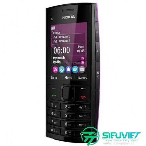 Điện thoại nokia x2-02 chính hãng