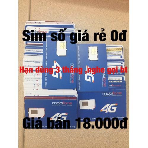 Sim số giá rẻ mobifone - 12469245 , 20720867 , 15_20720867 , 20000 , Sim-so-gia-re-mobifone-15_20720867 , sendo.vn , Sim số giá rẻ mobifone