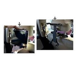 Khung kẹp ipad ghế sau xe hơi
