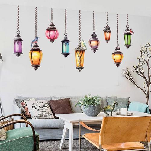 Decal dán tường những ngọn đèn - 12801442 , 20725622 , 15_20725622 , 35000 , Decal-dan-tuong-nhung-ngon-den-15_20725622 , sendo.vn , Decal dán tường những ngọn đèn