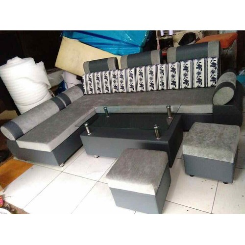Bộ ghế sofa vải xám - 12800145 , 20724132 , 15_20724132 , 6950000 , Bo-ghe-sofa-vai-xam-15_20724132 , sendo.vn , Bộ ghế sofa vải xám