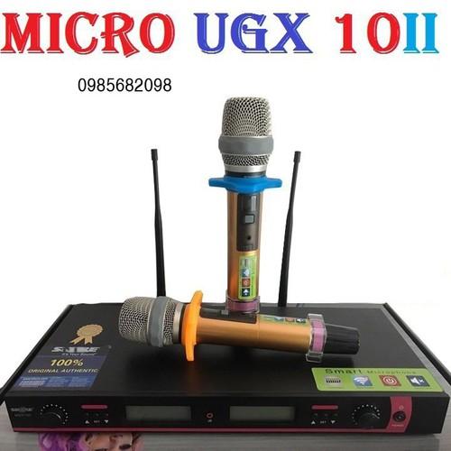 Micro không dây cao cấp ugx 10 ii loại 1 - 12140580 , 20741072 , 15_20741072 , 1850000 , Micro-khong-day-cao-cap-ugx-10-ii-loai-1-15_20741072 , sendo.vn , Micro không dây cao cấp ugx 10 ii loại 1
