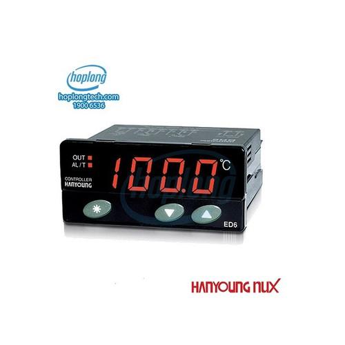 Bộ điều khiển nhiệt độ ed6-fkmap4 hanyoung nux - 12807575 , 20733523 , 15_20733523 , 513000 , Bo-dieu-khien-nhiet-do-ed6-fkmap4-hanyoung-nux-15_20733523 , sendo.vn , Bộ điều khiển nhiệt độ ed6-fkmap4 hanyoung nux