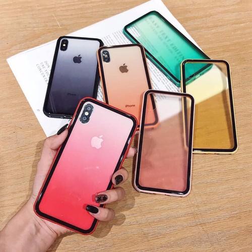 Ốp viền màu, mặt lưng trong suốt cho iphone 7,8 - 12805078 , 20730510 , 15_20730510 , 25000 , Op-vien-mau-mat-lung-trong-suot-cho-iphone-78-15_20730510 , sendo.vn , Ốp viền màu, mặt lưng trong suốt cho iphone 7,8