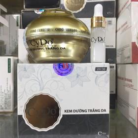 Combo 2 kem Cydo dưỡng trắng da mặt cao cấp 30g giá bb 638k tặng kèm serum cao cấp - 2 hũ cydo trắng 638