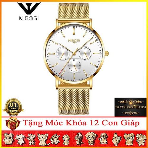 Đồng hồ nam nibosi 2321 chính hãng chạy 6 kim fullbox dây lưới thép - vàng mặt trắng - 12807576 , 20733524 , 15_20733524 , 780000 , Dong-ho-nam-nibosi-2321-chinh-hang-chay-6-kim-fullbox-day-luoi-thep-vang-mat-trang-15_20733524 , sendo.vn , Đồng hồ nam nibosi 2321 chính hãng chạy 6 kim fullbox dây lưới thép - vàng mặt trắng