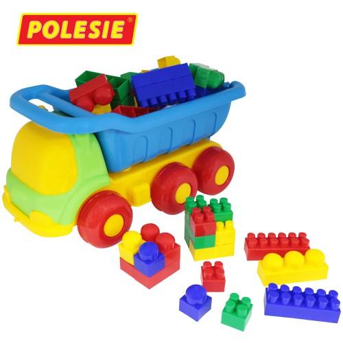 Xe tải kèm bộ lắp ghép 60 chi tiết đồ chơi polesie toys - 12797836 , 20721372 , 15_20721372 , 449000 , Xe-tai-kem-bo-lap-ghep-60-chi-tiet-do-choi-polesie-toys-15_20721372 , sendo.vn , Xe tải kèm bộ lắp ghép 60 chi tiết đồ chơi polesie toys