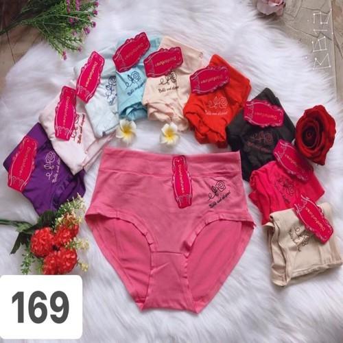 Combo 10 quần cottong phối hình xuất khẩu