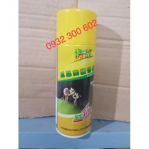 Chai keo xịt bẫy ruồi vàng và côn trùng hàng loại 1 chai 450ml