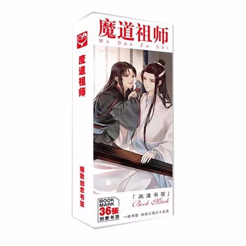 Bookmark ma đạo tổ sư hộp ảnh tập ảnh đánh dấu sách kẹp sách tiện lợi 36 tấm dụng cụ học tập anime phim trần tình lệnh tiêu chiến vương nhất bác lam vong cơ ngụy vô tiện - 20213707 , 20725198 , 15_20725198 , 30000 , Bookmark-ma-dao-to-su-hop-anh-tap-anh-danh-dau-sach-kep-sach-tien-loi-36-tam-dung-cu-hoc-tap-anime-phim-tran-tinh-lenh-tieu-chien-vuong-nhat-bac-lam-vong-co-nguy-vo-tien-15_20725198 , sendo.vn , Bookmark ma