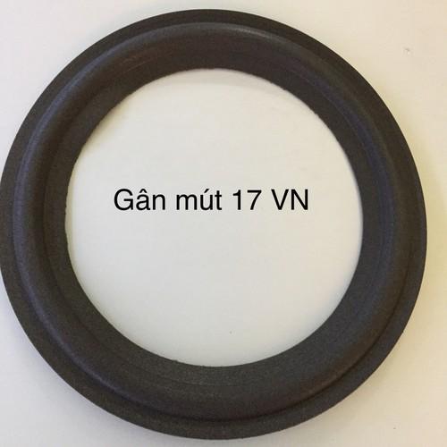 Loa gân mút, đường kính 17cm