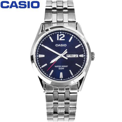 Đồng hồ casio nam -  dây kim loại - trắng - mtp-1335d-2avdf - 17394557 , 20727764 , 15_20727764 , 1363000 , Dong-ho-casio-nam-day-kim-loai-trang-mtp-1335d-2avdf-15_20727764 , sendo.vn , Đồng hồ casio nam -  dây kim loại - trắng - mtp-1335d-2avdf