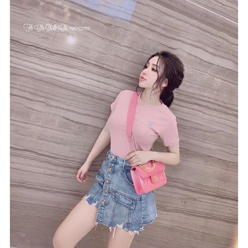 chân váy jean ngắn rách - 11852031 , 20726858 , 15_20726858 , 169000 , chan-vay-jean-ngan-rach-15_20726858 , sendo.vn , chân váy jean ngắn rách