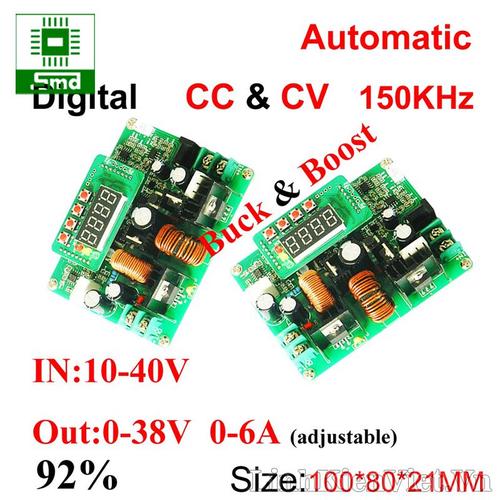 Module nguồn đa năng có hạn dòng 38V-6A Buck - boost Tự động nâng - hạ điện áp - 11852442 , 20740453 , 15_20740453 , 340000 , Module-nguon-da-nang-co-han-dong-38V-6A-Buck-boost-Tu-dong-nang-ha-dien-ap-15_20740453 , sendo.vn , Module nguồn đa năng có hạn dòng 38V-6A Buck - boost Tự động nâng - hạ điện áp