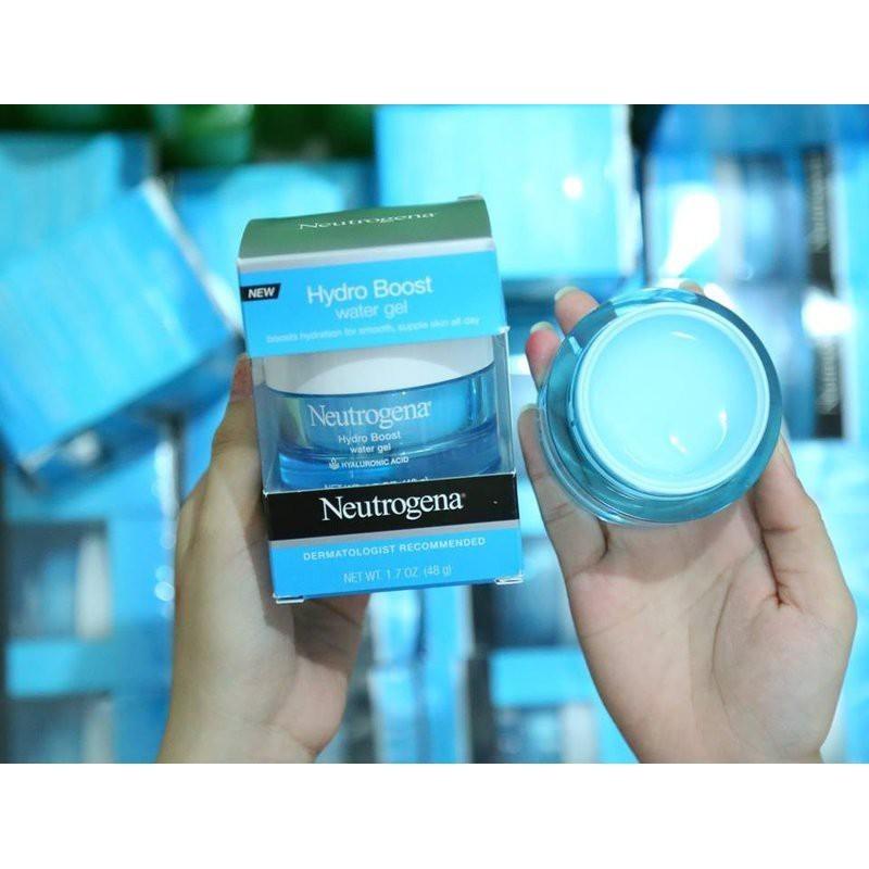 Kem Dưỡng Ẩm Neutrogena Hydro Boost Water Gel