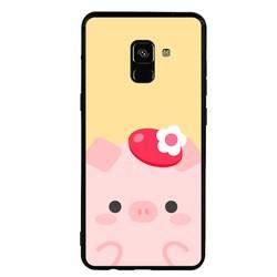 Nắp Lưng Sau điện thoại Samsung A8 Plus