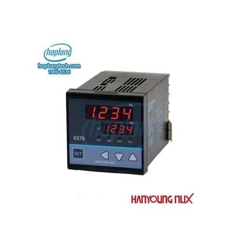 Bộ điều khiển nhiệt độ kx7n-mena hanyoung nux