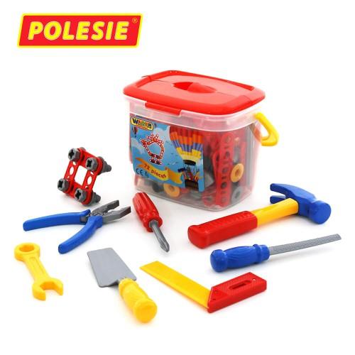 Hộp đồ chơi dụng cụ kỹ thuật 72 chi tiết polesie toys - 12799576 , 20723500 , 15_20723500 , 479000 , Hop-do-choi-dung-cu-ky-thuat-72-chi-tiet-polesie-toys-15_20723500 , sendo.vn , Hộp đồ chơi dụng cụ kỹ thuật 72 chi tiết polesie toys