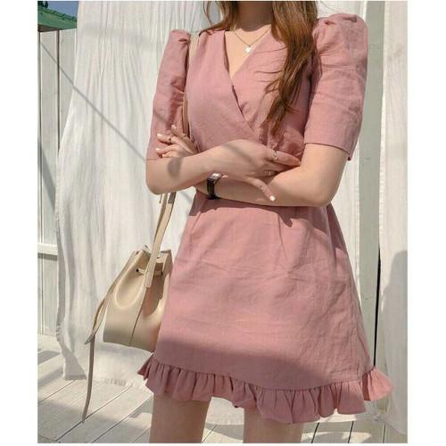 Đầm xinh công sở tsi