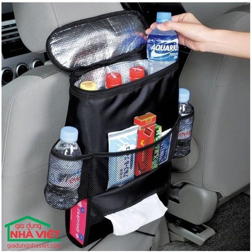 Túi treo sau ghế ô tô
