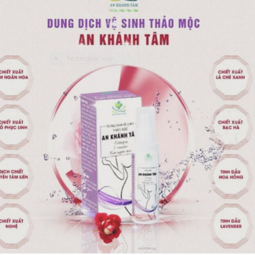 Dung dịch vệ sinh an khánh tâm làm hồng, se khít và thơm - 12831754 , 20766714 , 15_20766714 , 100000 , Dung-dich-ve-sinh-an-khanh-tam-lam-hong-se-khit-va-thom-15_20766714 , sendo.vn , Dung dịch vệ sinh an khánh tâm làm hồng, se khít và thơm